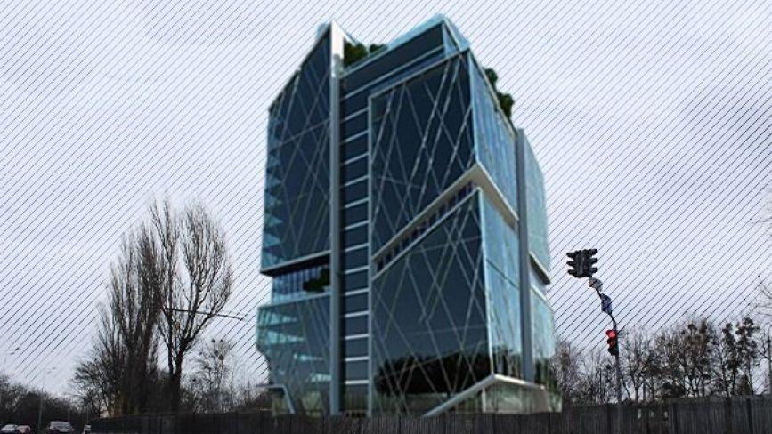 Комплекс з басейном і офісами хочуть збудувати біля Центрального парку
