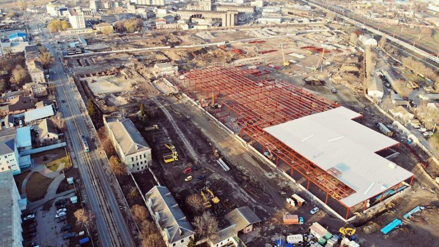 «Епіцентр» отримав дозвіл на проектування нового гіпермаркету у Вінниці