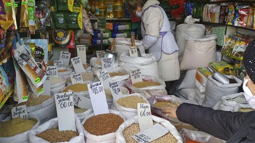 Кіло гречки — 45 гривень. По чому тепер продають інші крупи на базарі