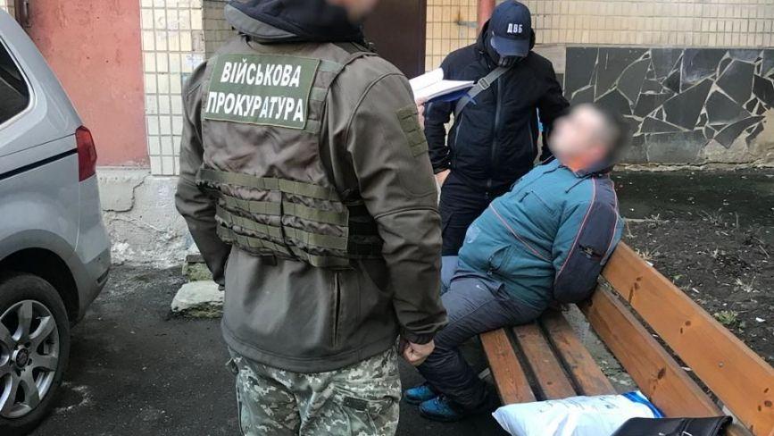 Засудили прапорщика з Вінниччини, який торгував амфетаміном