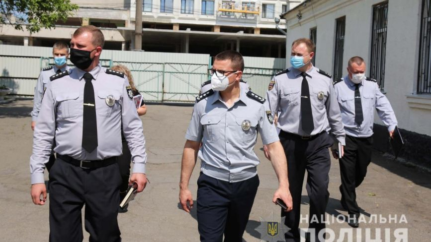 Чергові кадрові зміни: у київському відділенні поліції новий очільник