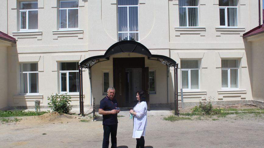 Квартира для лікаря «під ключ» і з меблями. Як в Ольгополі врятували царську лікарню?