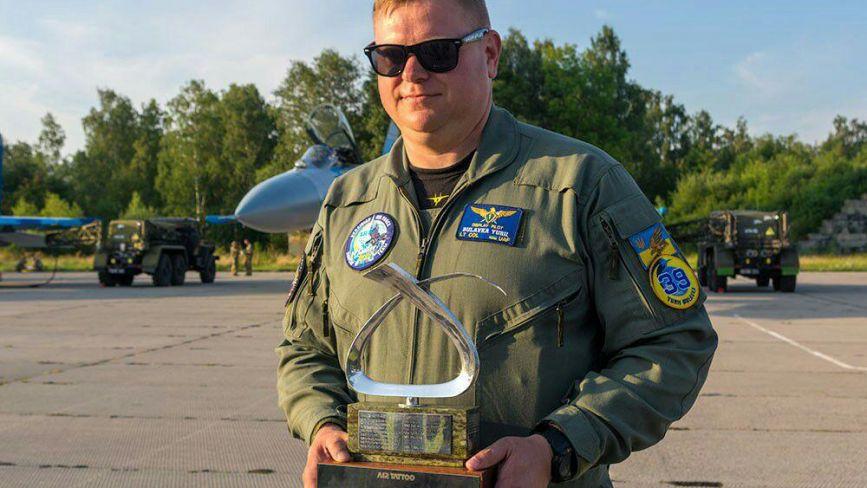 «Приголомшив маневром у небі»: у Вінниці розпочав службу переможець двох світових авіашоу