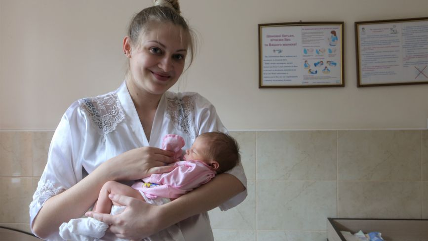 «Стати мамою — це як злітати в космос — незабутньо»: репортаж з пологового відділення