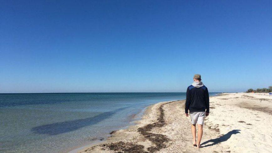 Подорож на українські Мальдіви. Як і за скільки можна відпочити на острові Джарилгач