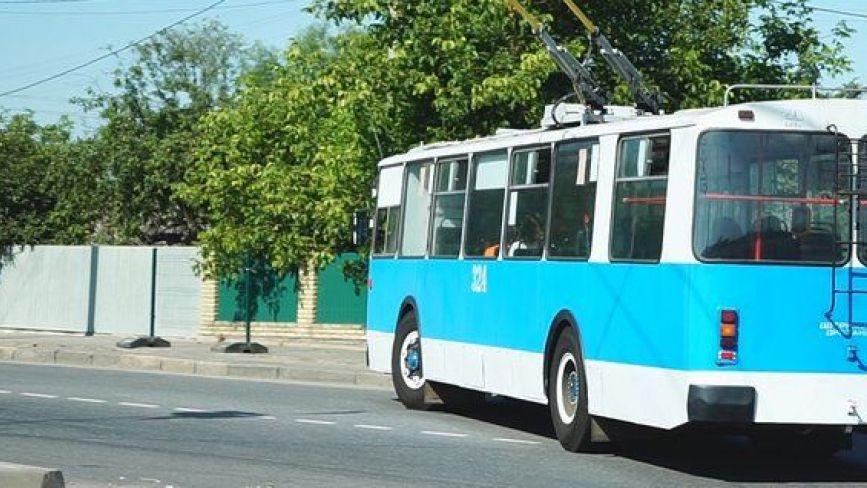 Восени тролейбус №7 курсуватиме до нової кінцевої в Тяжилові. Вже був тестовий виїзд