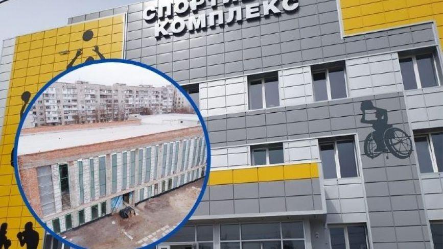 «Здоров'я» відкриють у жовтні, «СКА» — у 2021 році: ремонт спорткомплексів у Вінниці