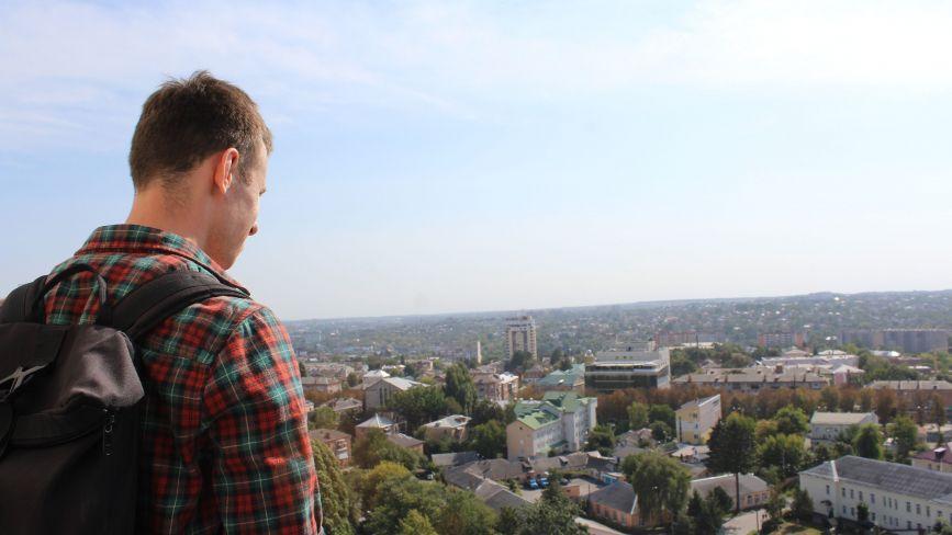 Вінниця з висоти. Як виглядають різні частини міста з дахів багатоповерхівок