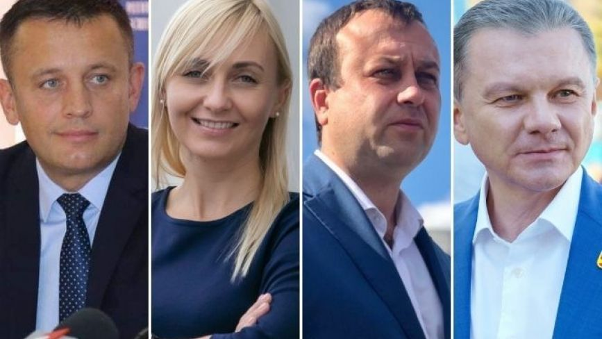 Місцеві вибори-2020. Хто збирається стати мером Вінниці?
