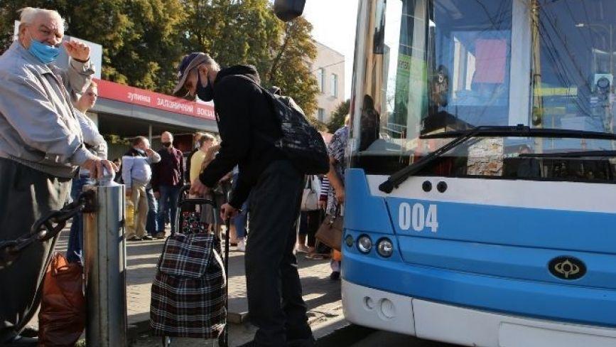 Транспорт у Вінниці. Як возити всіх під час карантину