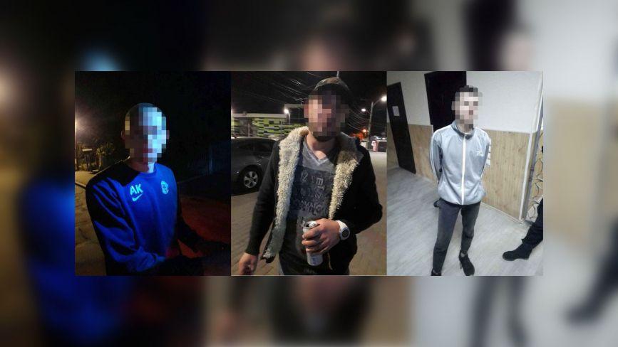 На Привокзальній троє чоловіків побили та обібрали студентів
