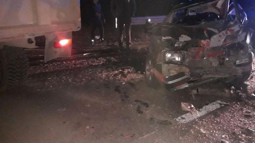 У Вінницькому районі зіткнулися легковик та трактор. Загинула 24-річна пасажирка