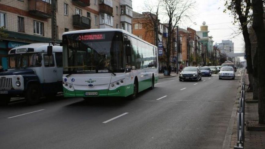 Вінниця може отримати 10 електробусів та 40 тролейбусів