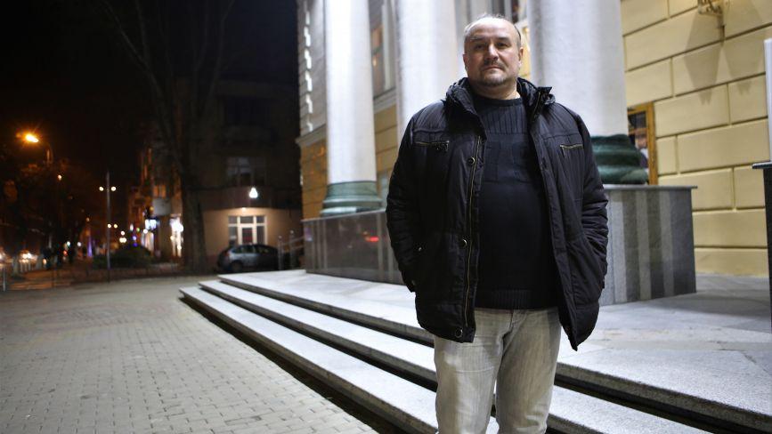 «Держава нехтує нашим мистецтвом і культурою»: режисер театру імені Садовського Григорій Сиротюк