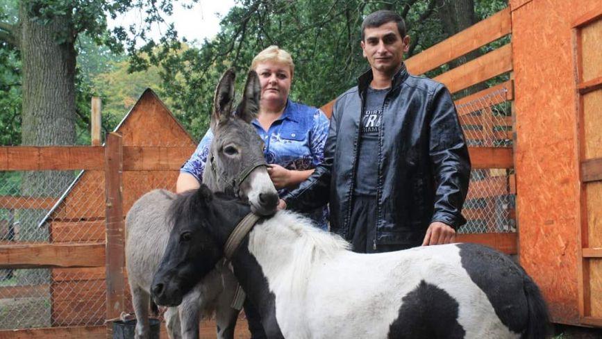 «Деякі тварини розумніші за людей»: подружжя з Хрінівки 10 років допомагає приреченим звірям