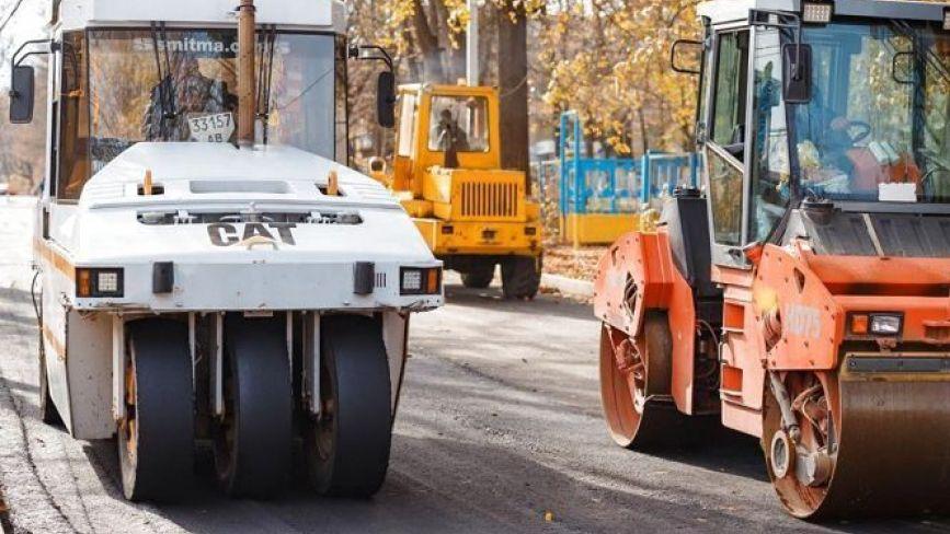 За 3,2 мільйони гривень побудують дорогу на Академічному