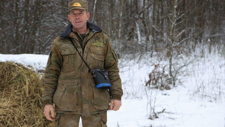 «Хочете побачити зубрів поближче?»: провели день з людьми, які охороняють червонокнижних тварин