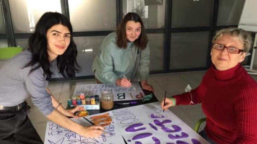 Не про тюльпани: якою буде перша мирна акція за права жінок у Вінниці?