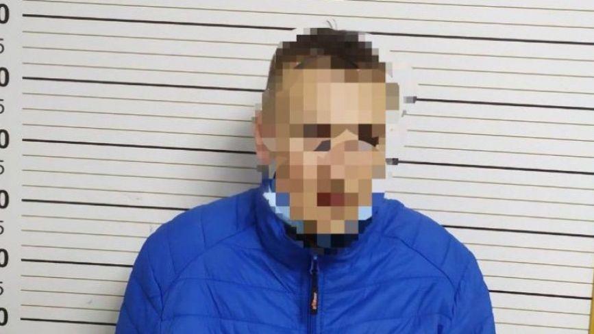 У Вінниці затримали чоловіка, який робив «закладки» з метадоном