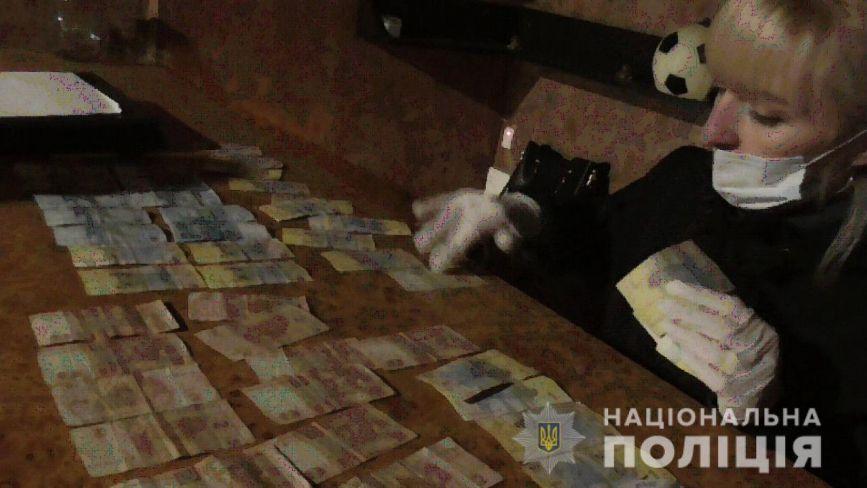 У Жмеринці закрили гральний заклад. Власнику загрожує до 680 тисяч штрафу