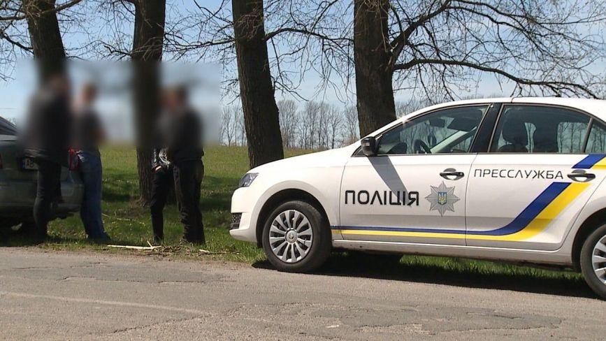 У Хмільницькому районі чоловік за 800 гривень продав «копам» гранату