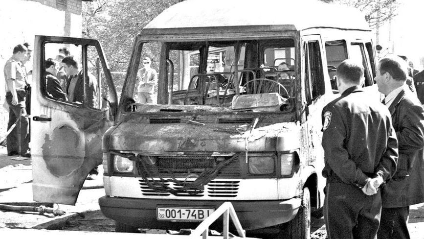 «Я наче потрапив у пекло… »: виповнюється 18-та річниця терактів у вінницьких маршрутках