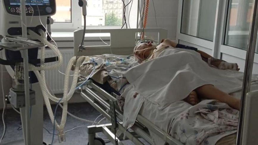 Хлопчику, якого збили на Барському шосе на очах у мами, необхідна наша допомога