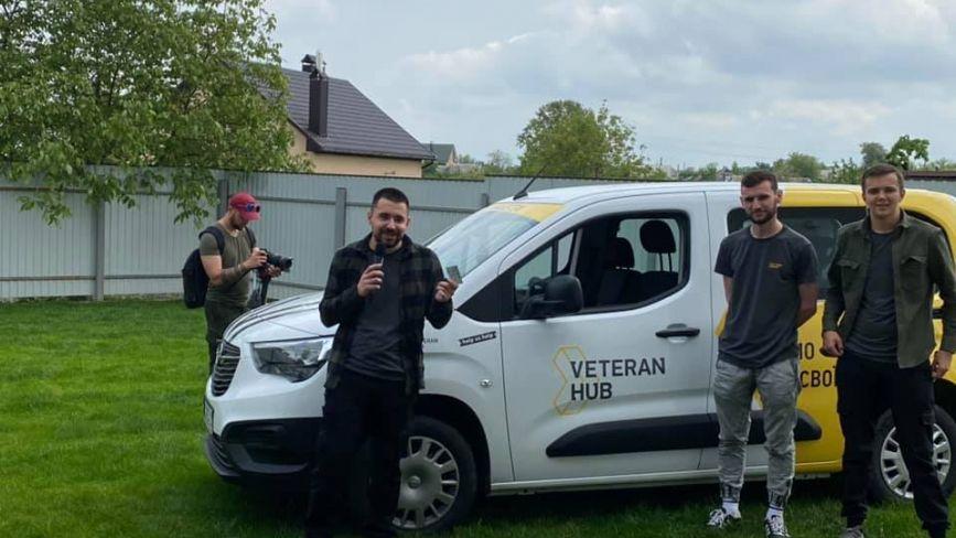 «Приїдемо хоч у чисте поле…» Що пропонує ветеранам АТО мобільний офіс?