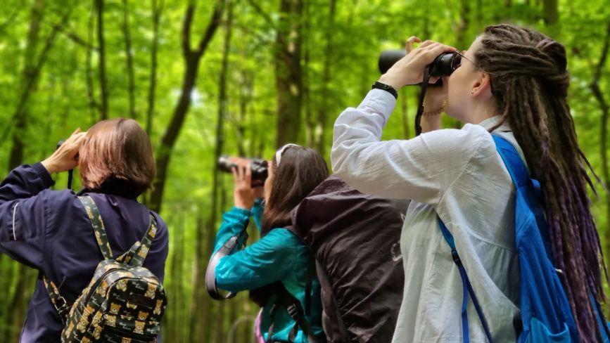 Дивовижні птахи, і де їх шукати. Як у Вінниці створюється новий вид туризму — птахоспоглядання