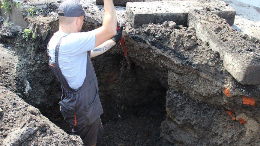 Витік газу на Шмідта: трубу заварили, послугу для жителів відновили