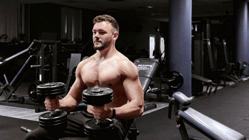 Міцні вінницькі чоловіки в Instagram. ТОП-10 світлин зі спортзалів та фітнес-центрів
