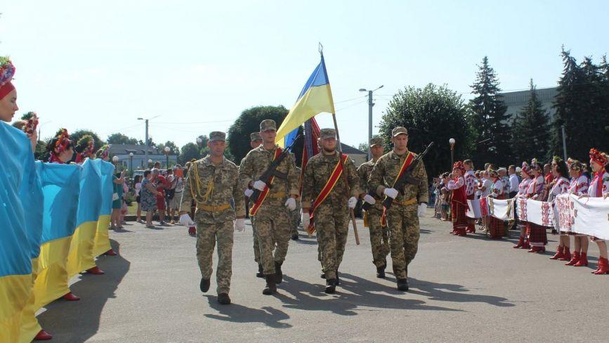 «Ми вдома!» 59-та бригада повернулася на місце дислокації. Чому залишала Гайсин?