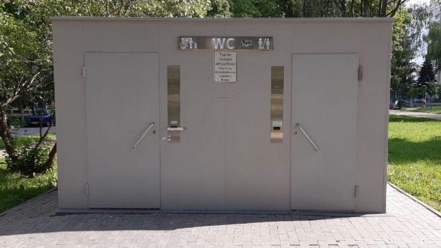 Туалет за 2 мільйони гривень побудують біля музею Пирогова