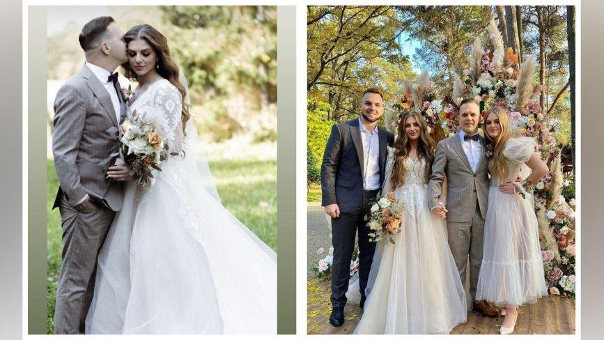 Три дні гуляли весілля. Радник губернатора Вінниччини Микола Кобися одружився