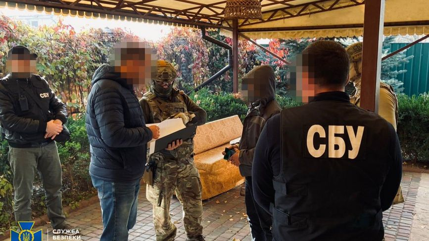 Зрадив Україну та воював за терористів. На Вінниччині СБУ затримала агента ФСБ РФ