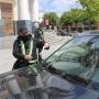 На 670 тисяч гривень сплатили штрафів за неправильну паркову у Вінниці