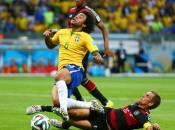 Бразилія ганебно поступилася Німеччині – 1:7