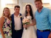 """""""Мисс Украина-Вселенная"""" сменила корону на обручальное кольцо"""
