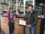 Як зробити бізнес в кризу: подружжя відкрило історичне кафе у центрі міста