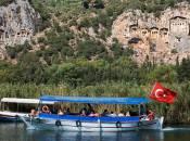 Вінницькі в Туреччині: краби, лікійські гробниці і Sting в багнюці