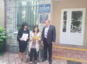 На Вінниччині проводять аудит доступності у судах. Результати та обіцянки