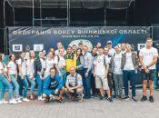 Вінничани впевнено перемагають команду з міста Кельце (Новини компаній)