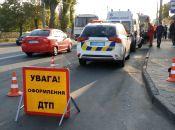 Смертельна ДТП на Немирівському шосе. Від удару тіло загиблого залетіло під тролейбус
