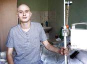21-річному програмісту Дмитру Маркову до одужання потрібні дві хіміотерапії та ваша допомога