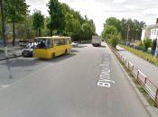 Частину вулиці Максима Шимка перекриють. Чому та на скільки?