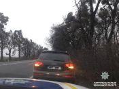 Викрадений в Австрії автомобіль Audi Q7 знайшли під Вінницею