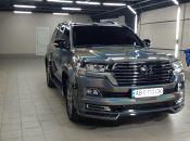 У Вінниці вкрали «Toyota Land Cruiser 200» за 70 тисяч доларів