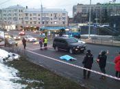 На місці смертельної ДТП біля «Універмагу» планували зробити «лежачих поліцейських»