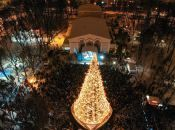 Історія новорічної ялинки: від 31-метрової Дворкіса до «йолки» на Парижі
