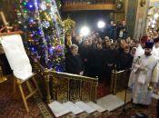 Президент Порошенко привіз у Вінницю Томос. Відео святкової літургії